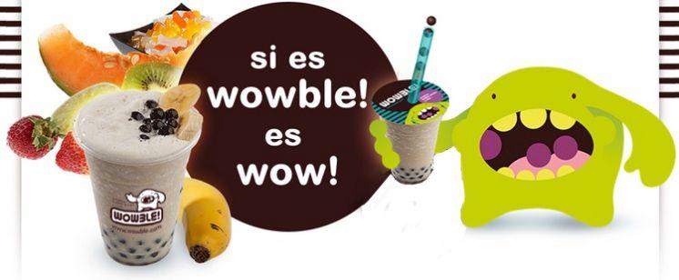 "La franquicia Wowble trae a España el ""bubble tea"""
