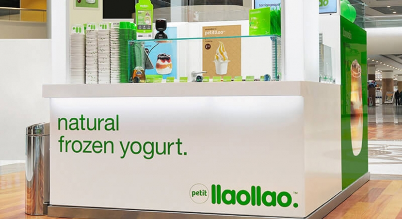 Llaollao abre su primera franquicia en Cádiz