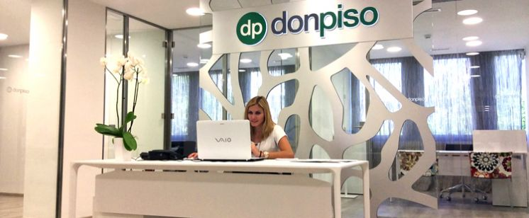 Donpiso abre su primera franquicia en Palma de Mallorca